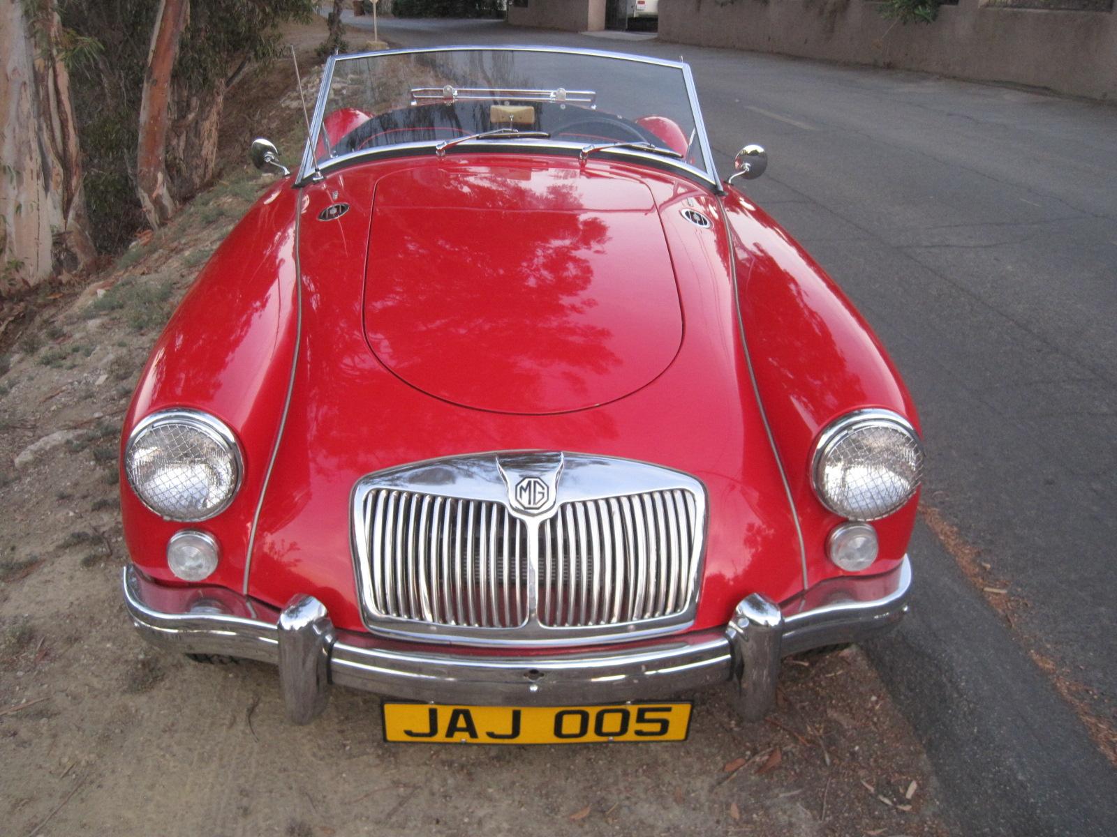 1960 MGA 1600 For Sale   Phil Newey Sports Cars