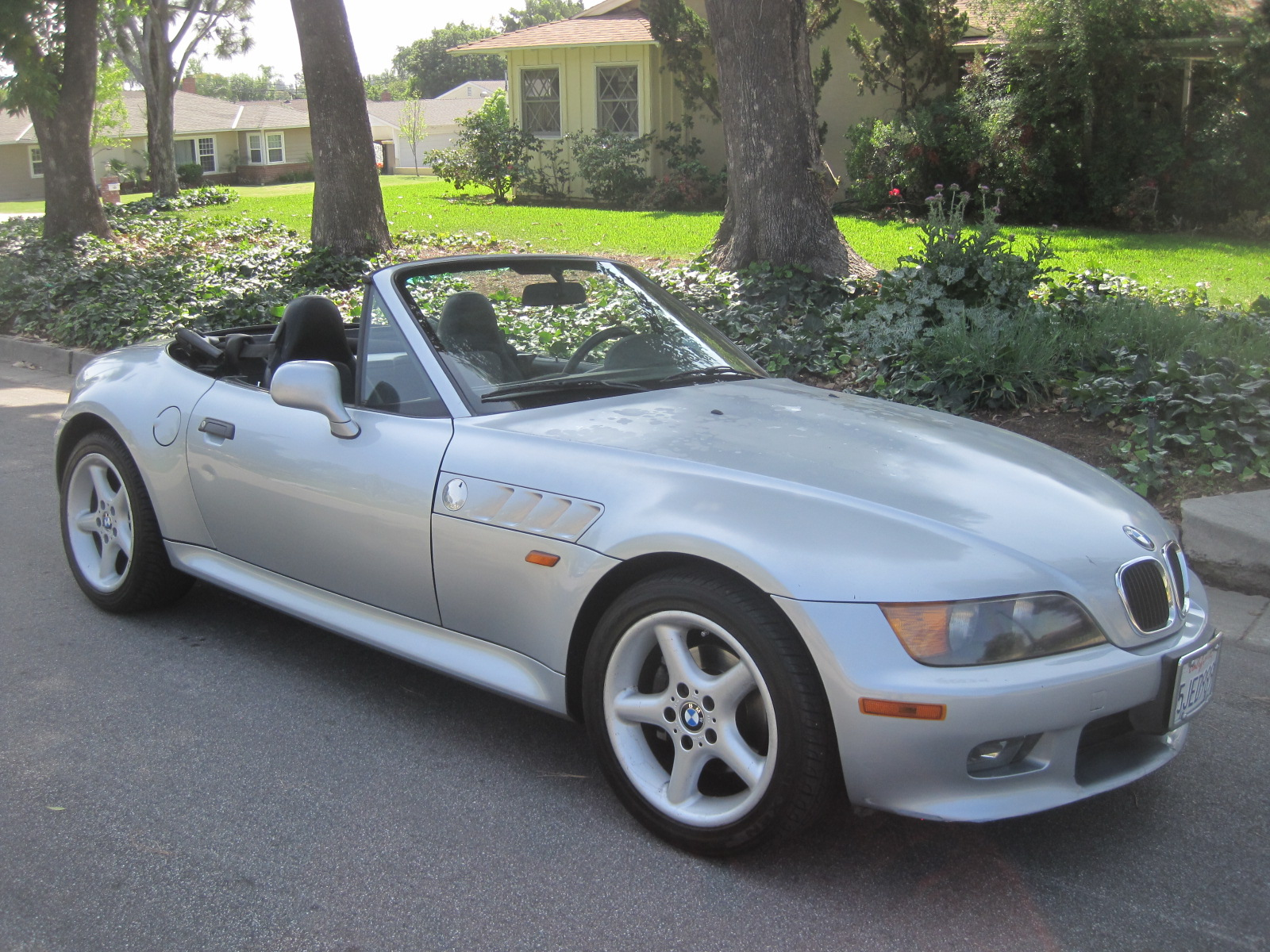 1997 Bmw Z3 6 Cylinder For Sale Phil Newey Sports Cars