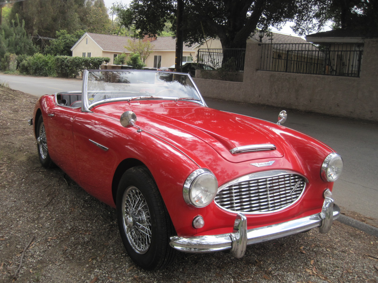 1960 austin healey 3000 mki for sale phil newey sports cars. Black Bedroom Furniture Sets. Home Design Ideas