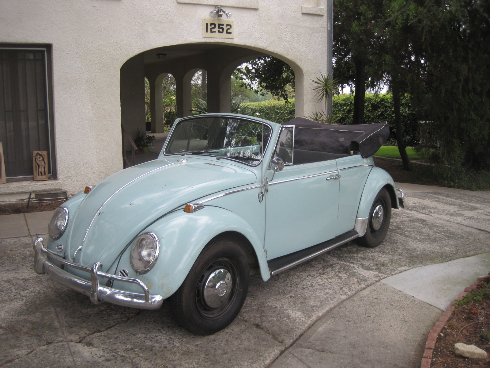 1966 vw convertible for sale phil newey sports cars. Black Bedroom Furniture Sets. Home Design Ideas