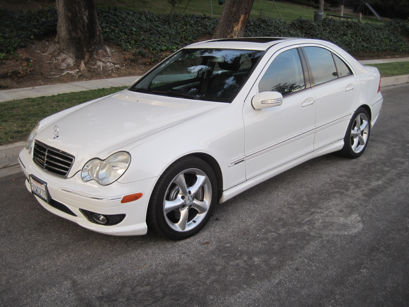 2006 mercedes benz c230 sport for sale phil newey sports for Mercedes benz c230 2008
