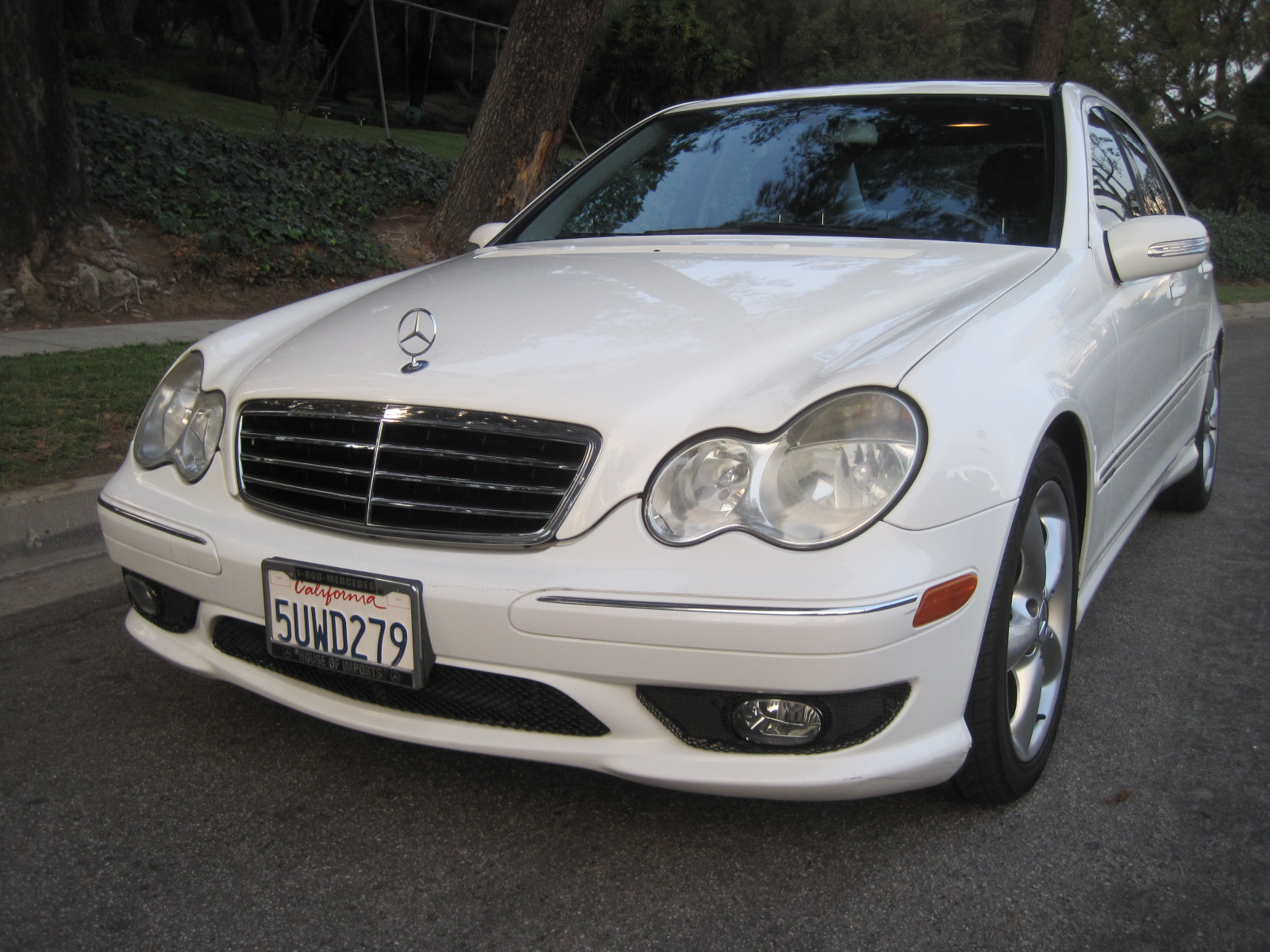 2006 mercedes benz c230 sport for sale phil newey sports for Mercedes benz c230 sport